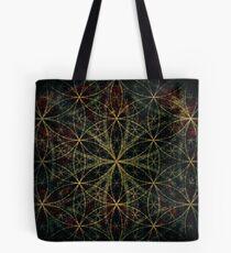 SACRED FLOWER OF LIFE Tote Bag