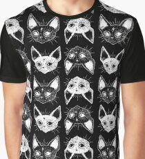 Kätzchen Grafik T-Shirt