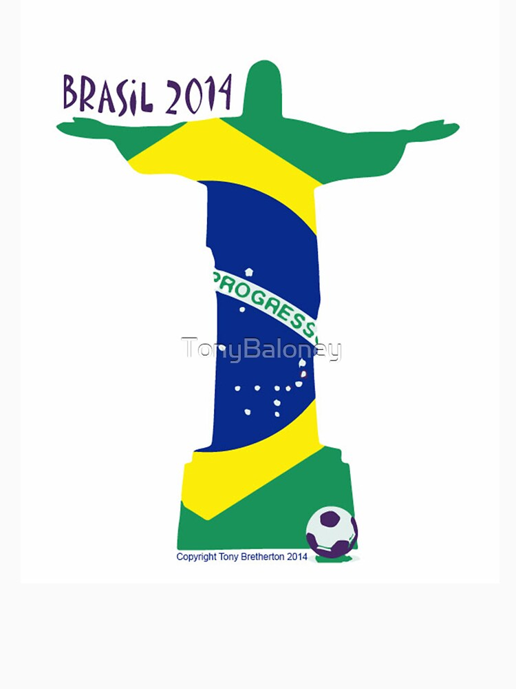 World Cup Jesus. by TonyBaloney