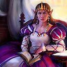 Renaissance Zelda by Figment Forms