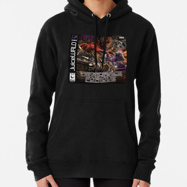 for love death race Pullover Hoodie