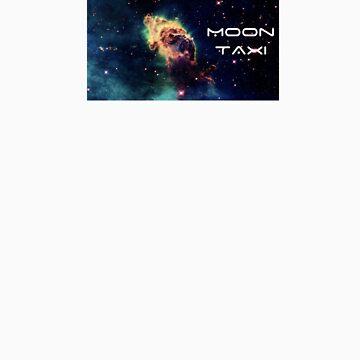 Moon Taxi  by skegeebeast