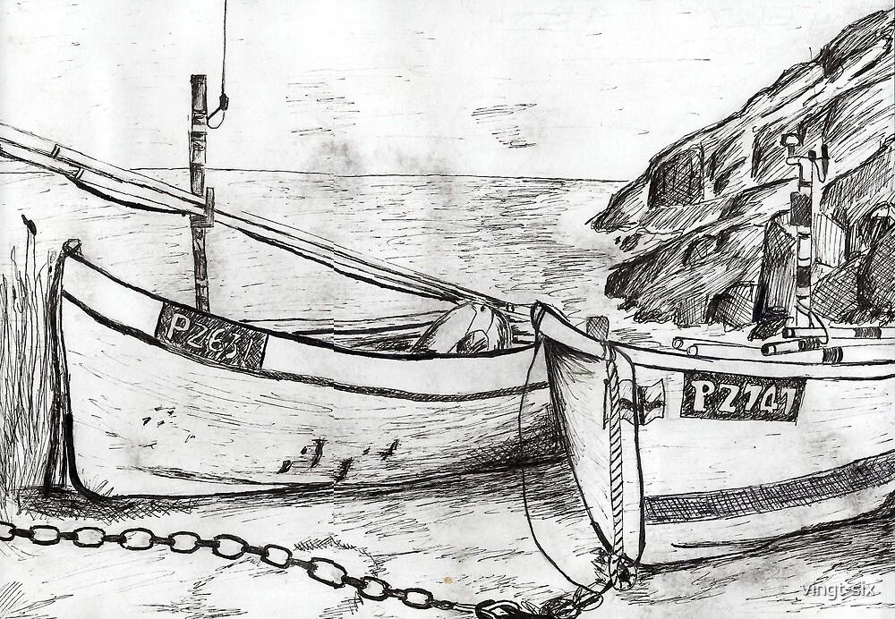 Boats by vingt-six