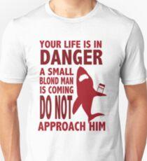 Rin || Danger T-Shirt