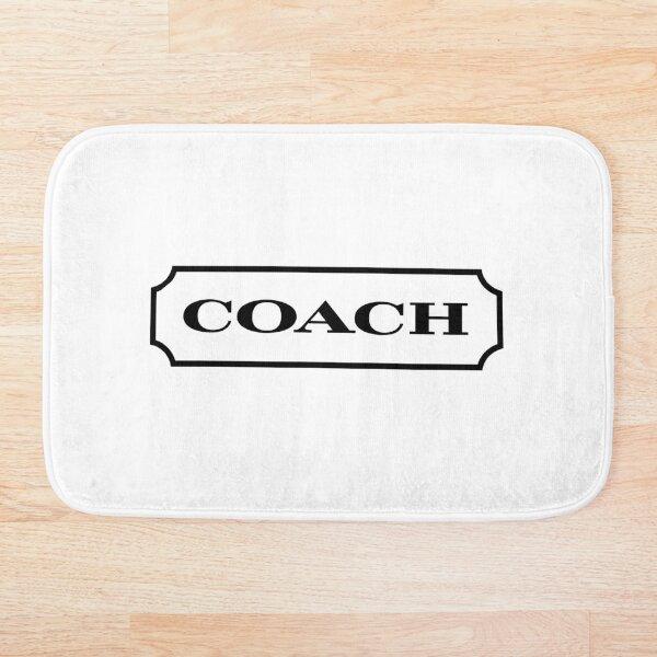 coach Bath Mat