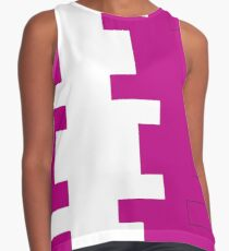 Missing Pieces Contrast Tank