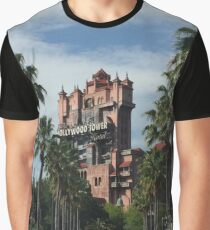 Disney's Tower of Terror Graphic T-Shirt