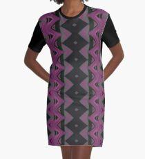 Chantilly Graphic T-Shirt Dress