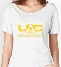 UAC - Doom Yellow Women's Relaxed Fit T-Shirt
