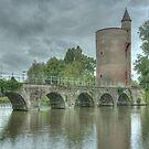 Brugge -5, Belgium by Peter Wiggerman
