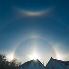 Circumzenithal Arc by Jerry Walter