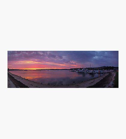 St. Helens Sunrise - Tasmania Photographic Print
