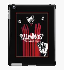 """Meownos"" The Paws of Fate iPad Case iPad Case/Skin"