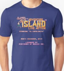 Adventure Island - Live Action T-Shirt