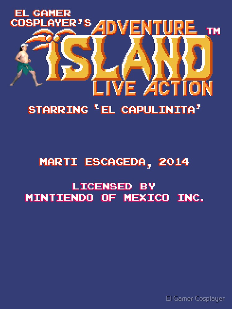 Adventure Island - Live Action by ElGamerCosplaye