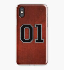Number One iPhone Case