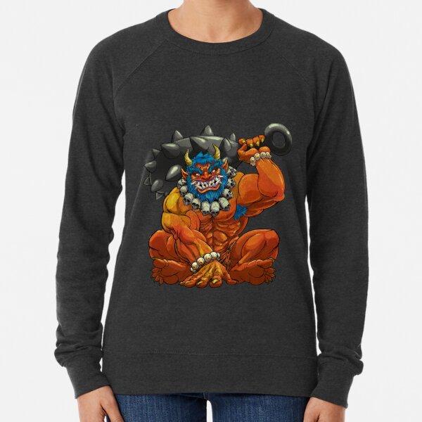 Beefy ogre Lightweight Sweatshirt