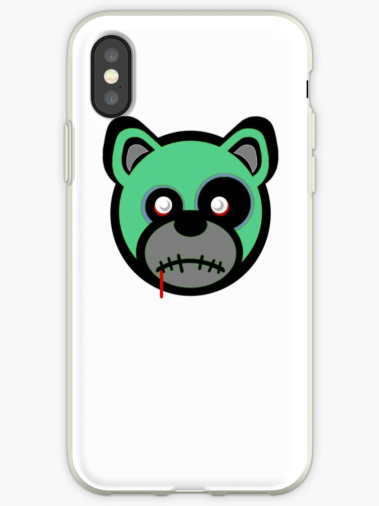ZOMBIE BEAR CASE by ZOMBIEBEARLIVES