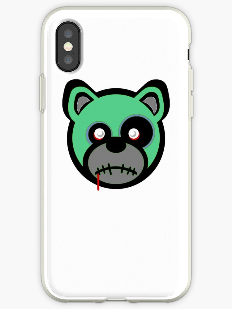 ZOMBIE BEAR S4 CASE by ZOMBIEBEARLIVES