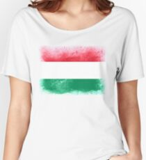 Hungary Women's Relaxed Fit T-Shirt