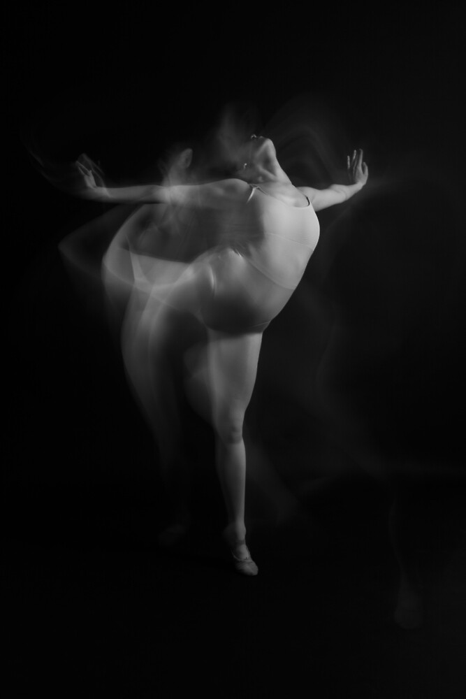 Ballet Dancer by perfectexposure