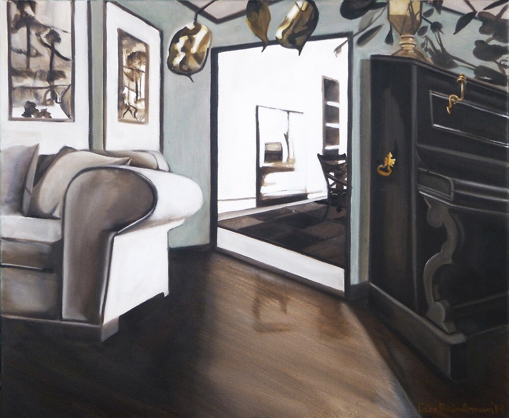 Chez moi by Erin Brinkman