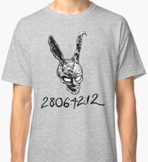 Donnie Darko Numbers Classic T-Shirt