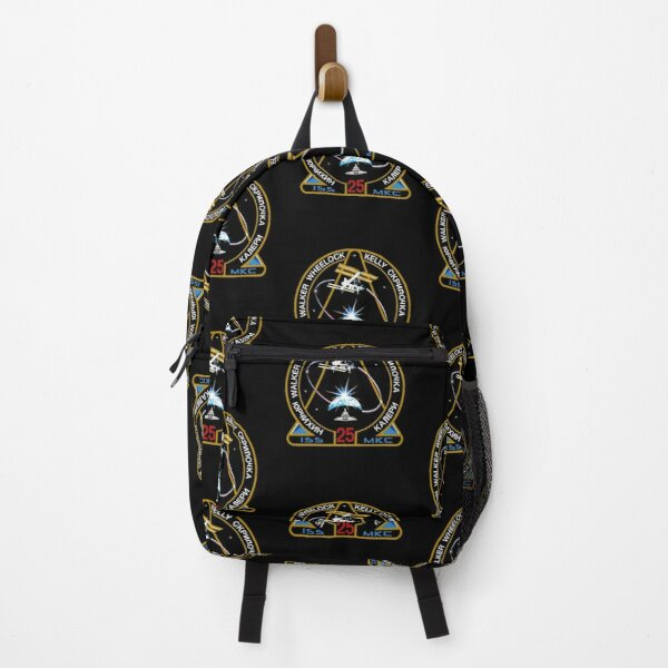 Expedition 25 Crew Patch  Backpack