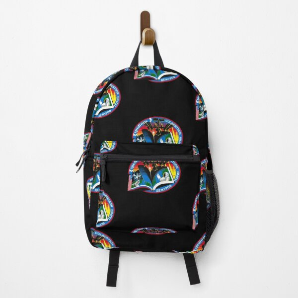 Expedition 3 Crew Patch  Backpack