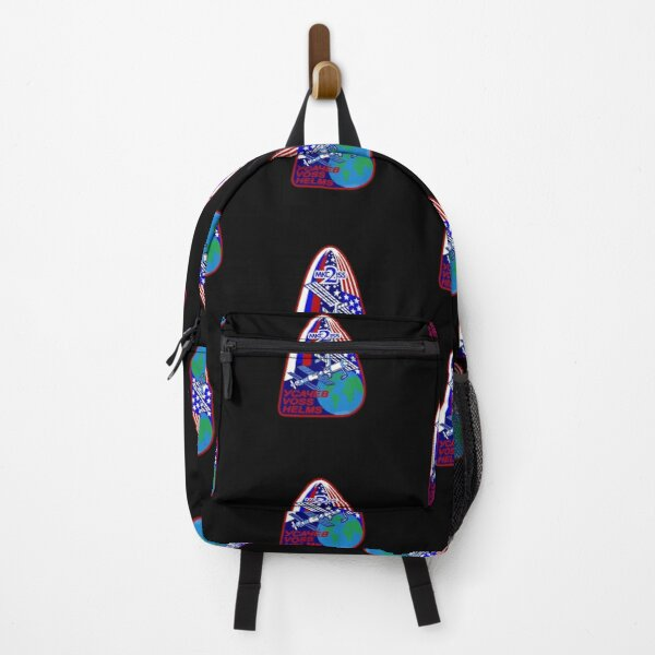 Expedition 2 Crew Patch  Backpack
