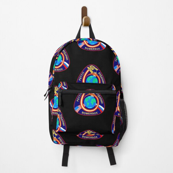 Expedition 6 Crew Patch  Backpack