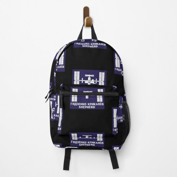 Expedition 1 Crew Patch  Backpack