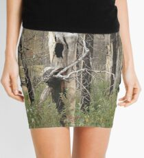 The Scream Mini Skirt