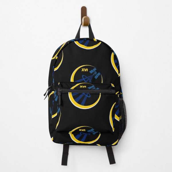 Expedition 16 Crew Patch  Backpack