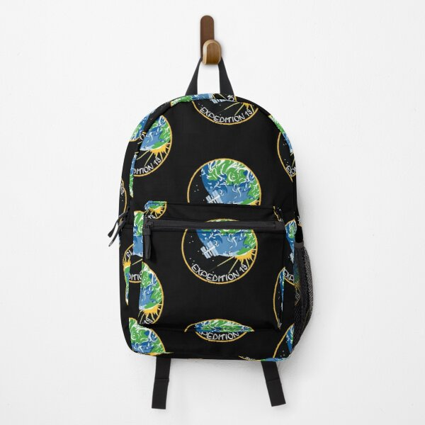 Expedition 19 Crew Patch  Backpack
