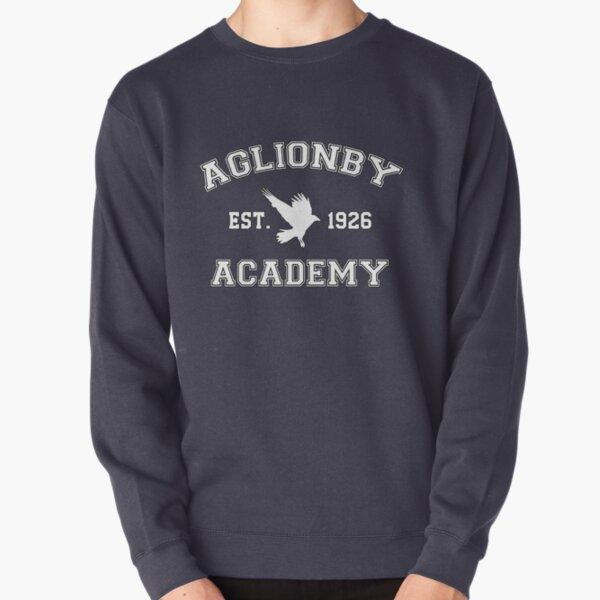 Academia Aglionby Sudadera sin capucha