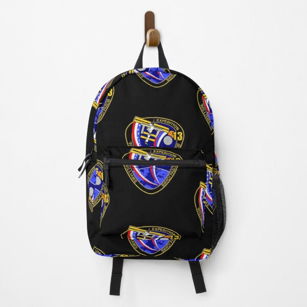Expedition 13 Crew Patch  Backpack