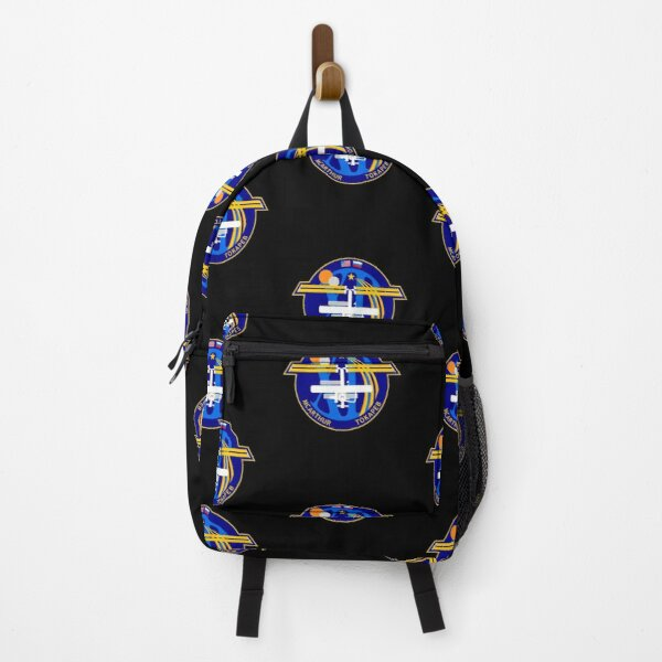 Expedition 12 Patch  Backpack