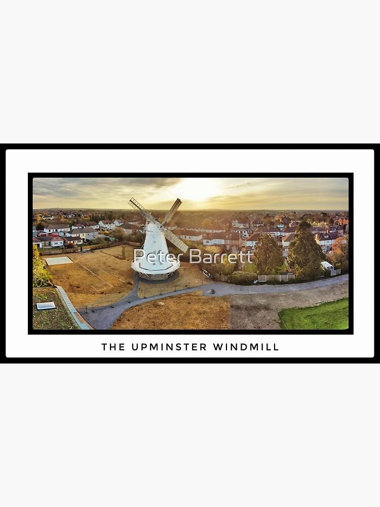 Upminster Windmill by hartrockets