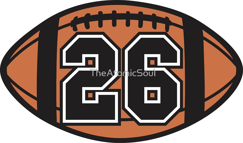 Football 26 by TheAtomicSoul