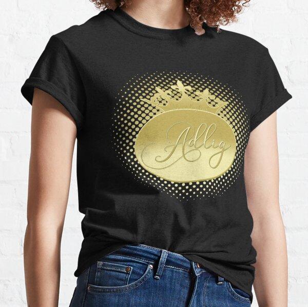 Ich werde bald ein Adliger sein, königliches Kronengold Classic T-Shirt