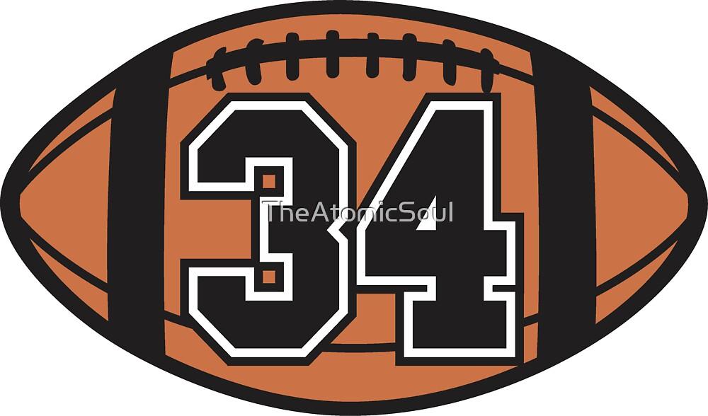Football 34 by TheAtomicSoul