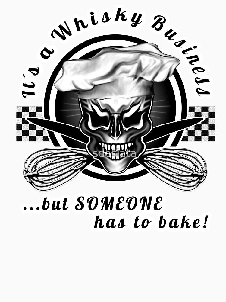 Skull Baker 1: Whisky Business by sdesiata
