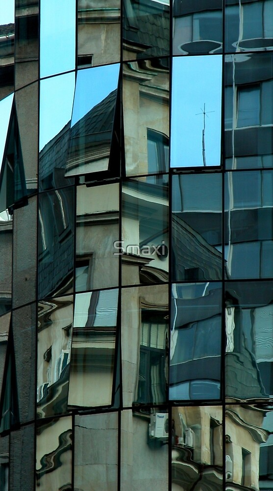 Patchwork Windows by Smaxi