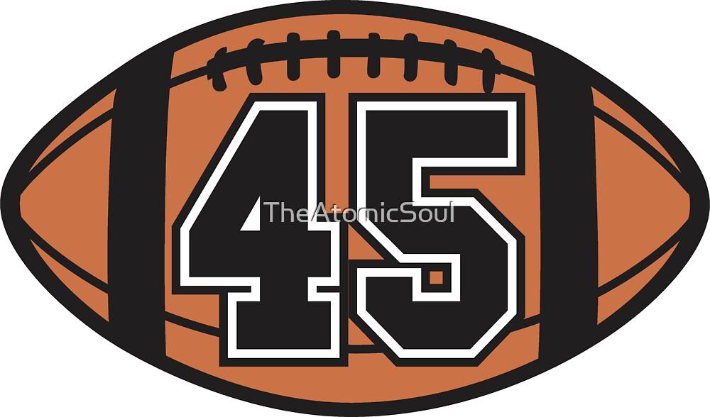 Football 45 by TheAtomicSoul