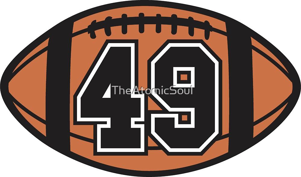 Football 49 by TheAtomicSoul