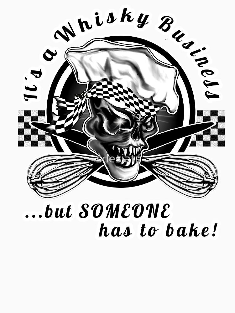Skull Baker 5: Whisky Business by sdesiata