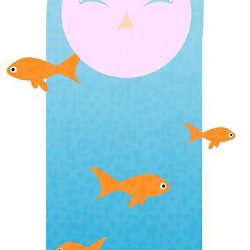 Goldfish Wonder by waken