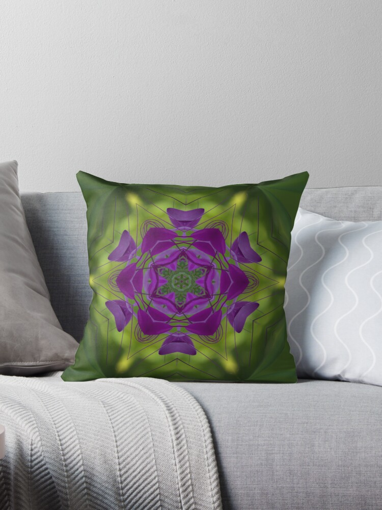 Throw Pillow by NewfieKeith