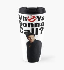Buffy Angel Ghost busters  Travel Mug